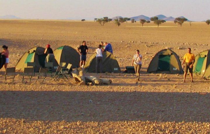 Namibia Camping Adventure