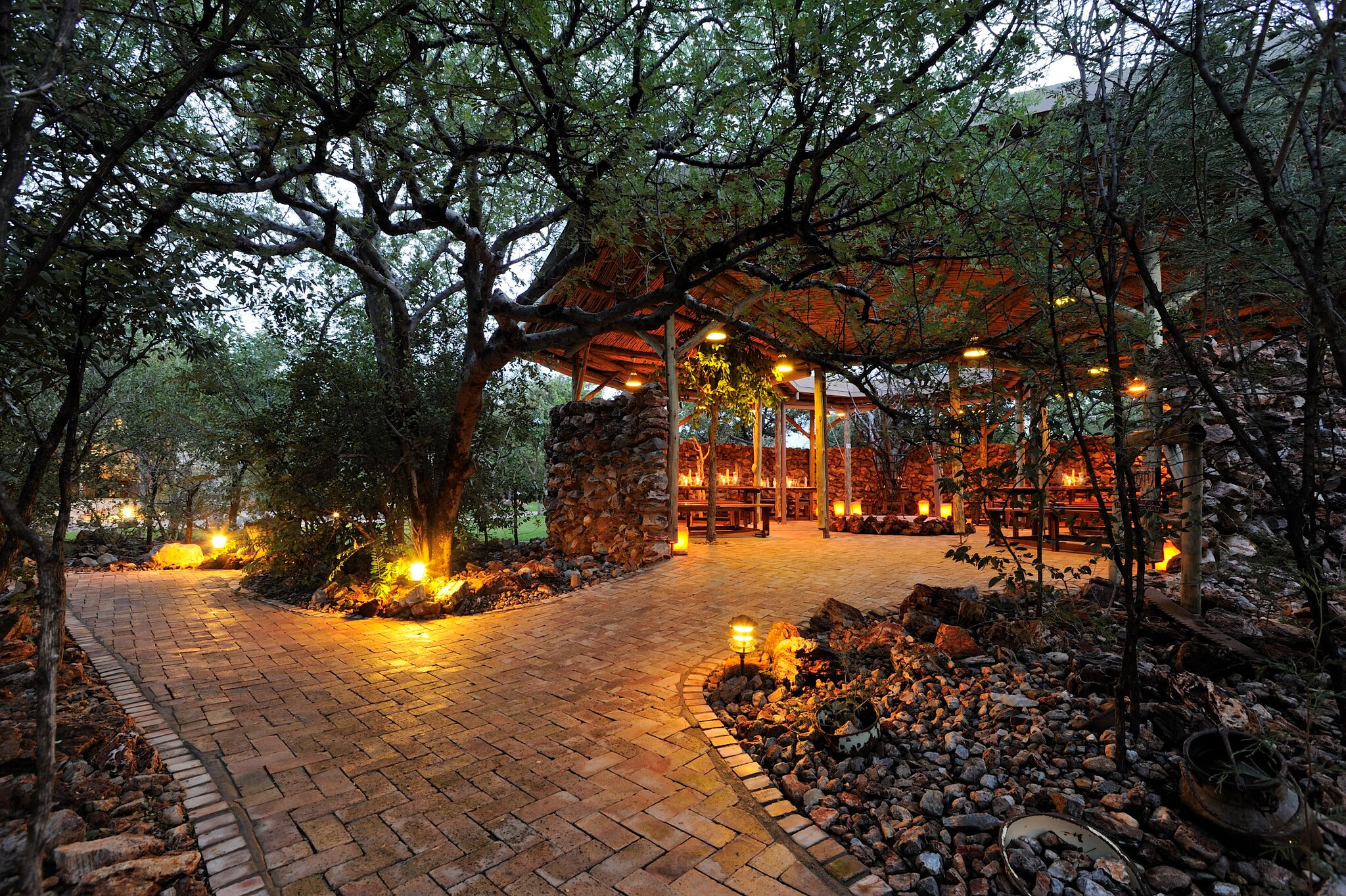 Stay At The Etosha Village Near Etosha National Park In