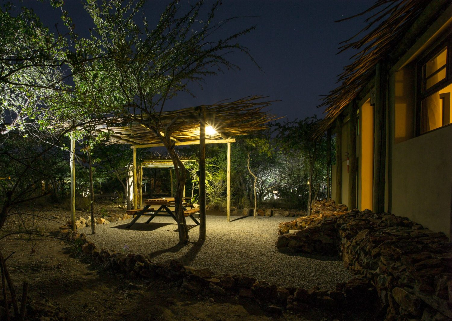 Etosha Village rooms