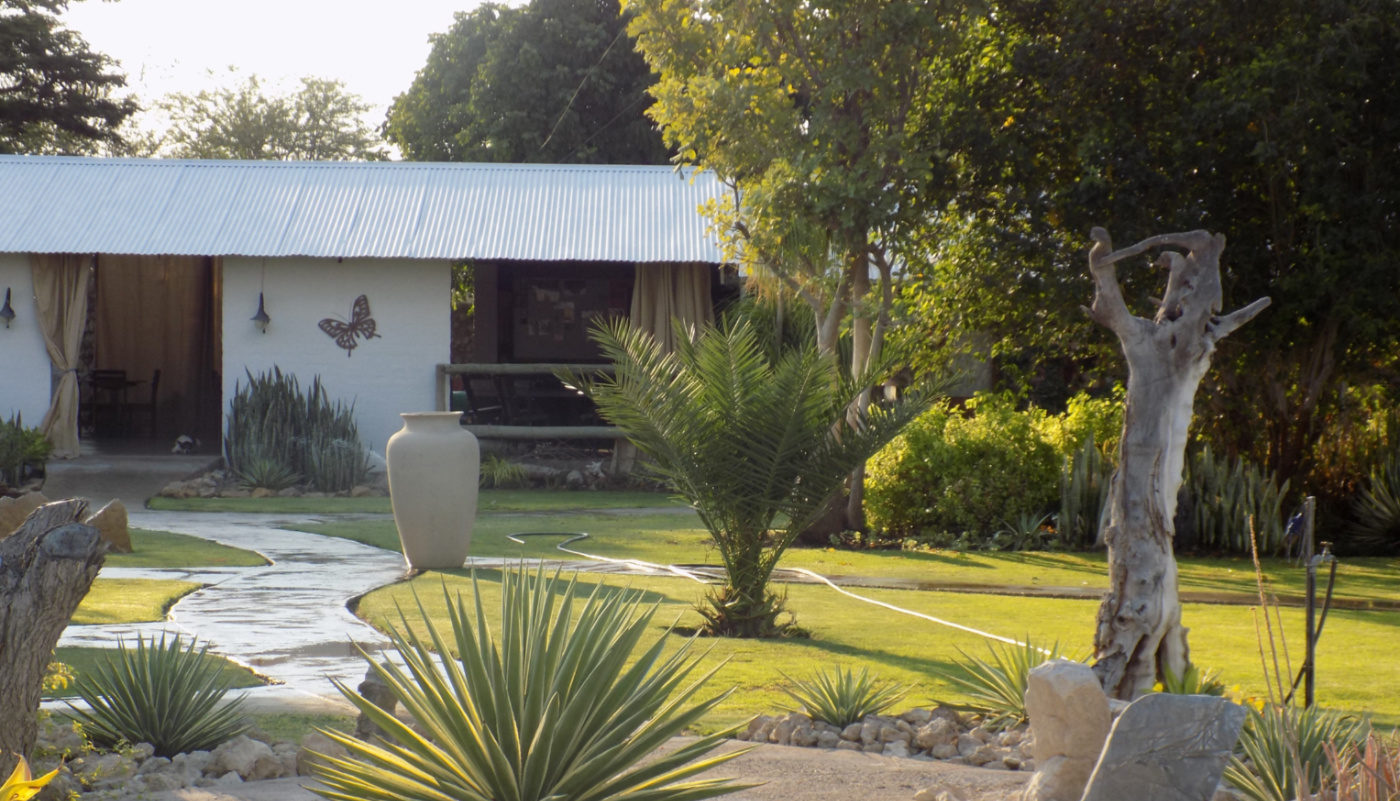 Etosha National Park Accommodation at Eldorado Guesthouse and Camping - Grounds