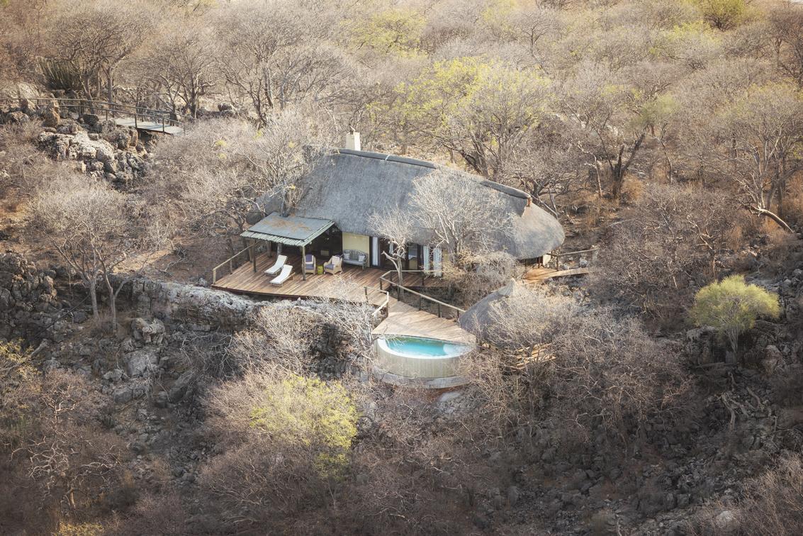 Little Ongava Camp near Etosha