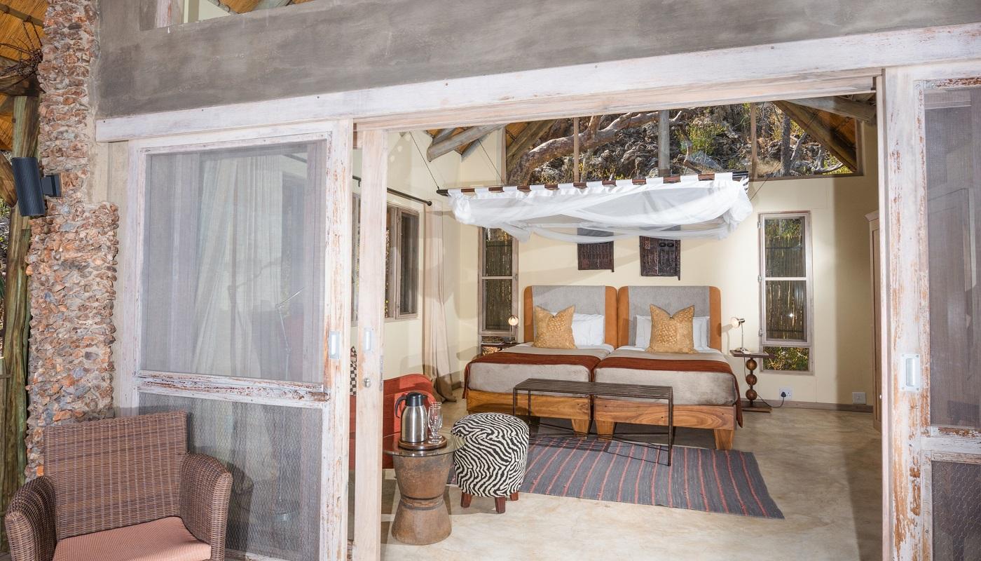 Ongava Lodge Rooms near Etosha National Park