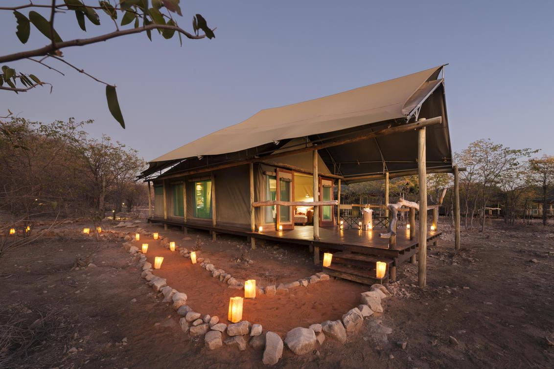 Ongava Tented Camp, Etosha National Park Accomodation