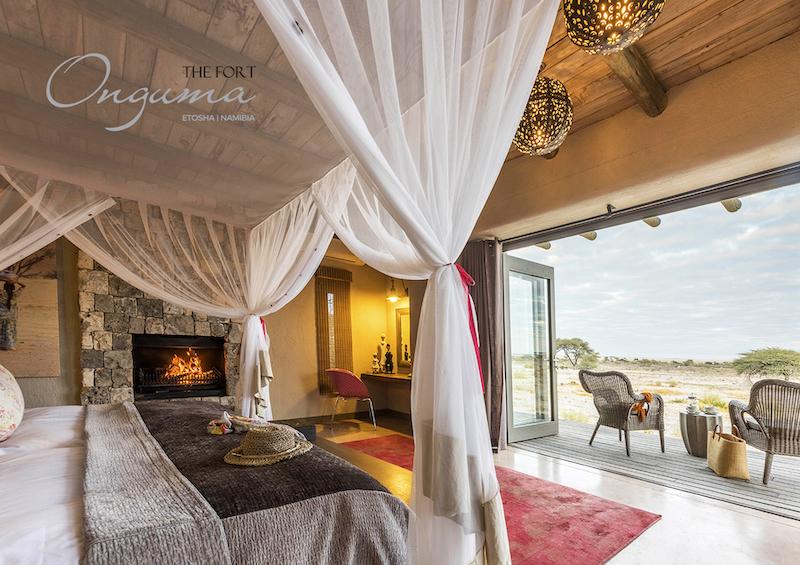 Accommodation at Etosha National Park: Onguma The Fort