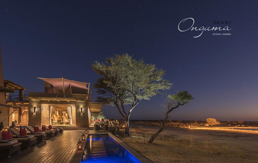 Onguma, Lodge Accommodation at Etosha