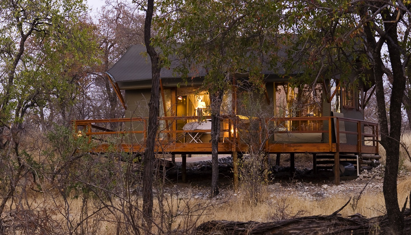 Mushara Outpost Stylish Tents near Etosha National Park