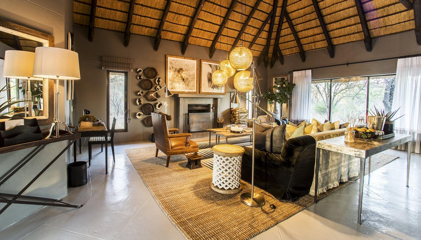 Mushara Villa Lounge