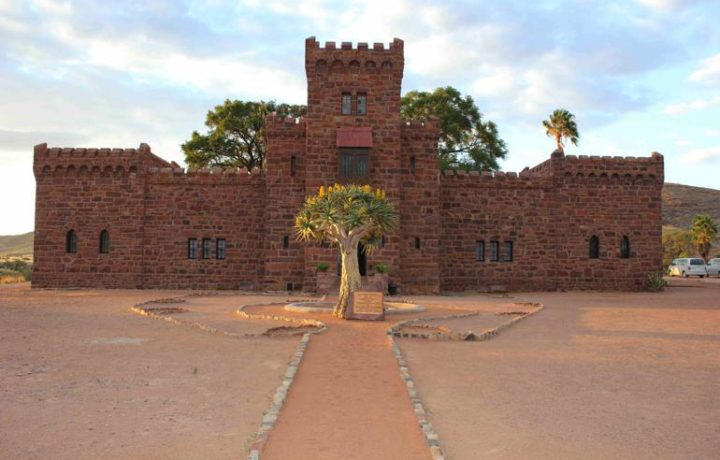Duwisib Castle offers a blast from the past